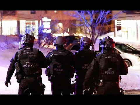 White Nationalist Terrorist Attacks Mosque, Killing Six