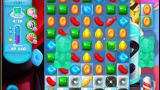 Candy Crush Soda Saga Level 1131 No Boosters