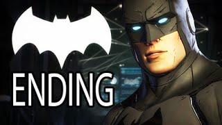 BATMAN IS BACK!   Batman: The Telltale Series - Episode 1 Part 2 [ENDING]