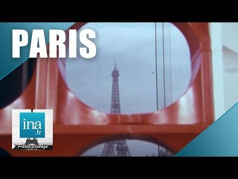 1970 : Paris imagine l'an 2000 | Archive INA