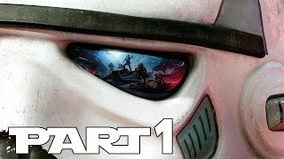 Star Wars Battlefront Walkthrough Gameplay Part 1 - Battle On Hoth (PS4)