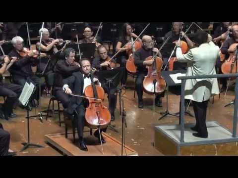 Schumann - Cello Concerto, Frédéric Chaslin, Henri Demarquette, JSO