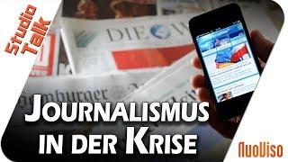 Journalismus in der Krise - Robert Stein im Gespräch mit Julia Szarvasy