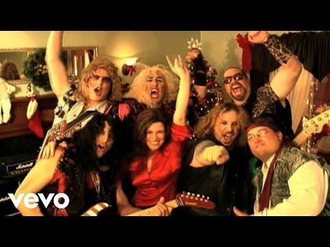 Twisted Sister – Oh Come All Ye Faithful