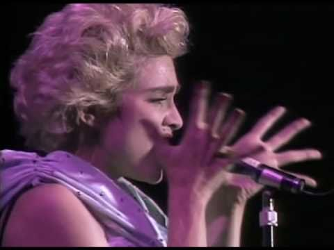 Madonna - True Blue [Who's That Girl Tour]