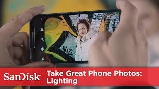 SanDisk Shows You How: Take Great Smartphone Photos Ep 1 – Composition
