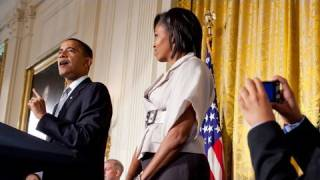 President Obama & the First Lady Hold LGBT Pride Reception
