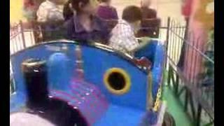 Thomas Train Ride.