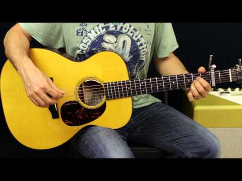 Dierks Bentley - Tip It On Back - Song Tutorial - Acoustic Guitar Lesson - EASY - Beginner