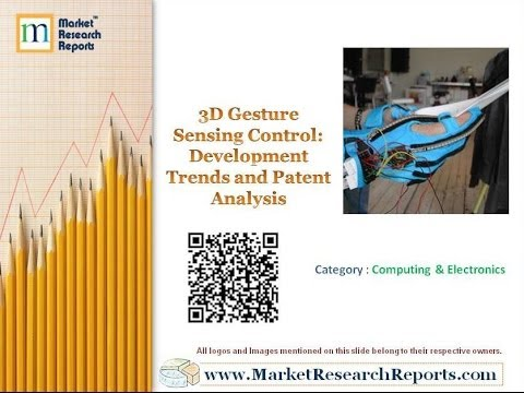 3D Gesture Sensing Control: Development Trends and Patent Analysis