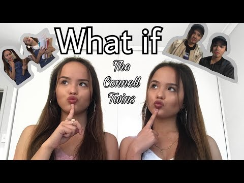 Download Youtube: What if the connell twins..... (jadi cowok,dukun,setan)