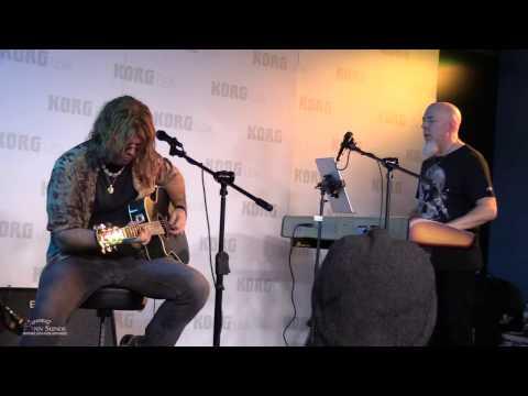 NAMM Jordan Rudess & Mark Bonilla KEITH EMERSON Tribute Tarkus