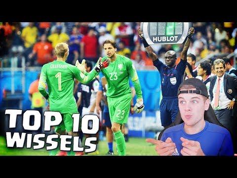TOP 10 BESTE VOETBAL WISSELS OOIT! 5 GOALS IN 9 MIN!!