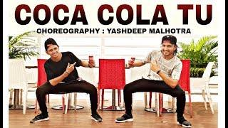 Coca Cola Tu | Tony Kakkar | Dance | Choreography