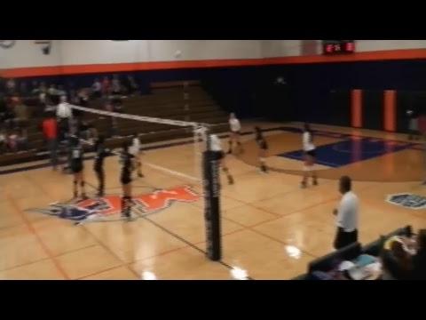 Morton College Women's Volleyball - Oakton
