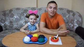 Cum se prepara Play-Doh (plastilina) acasa. How to Prepare Play-Doh home.