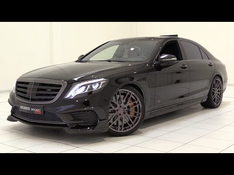 2016 BRABUS Rocket 900 Start Up, Exhaust, and In Depth Review