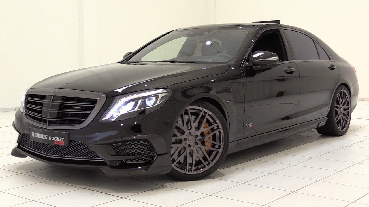 2016 Brabus Rocket 900 Start Up Exhaust And In Depth