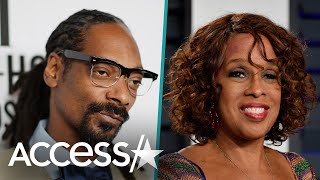 Snoop Dogg Apologizes To Gayle King After Blasting Her Kobe Bryant Questions: I 'Overreacted'