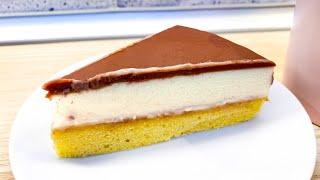 Это Совсем НЕ ТРУДНО Торт ПТИЧЬЕ МОЛОКО Рецепт