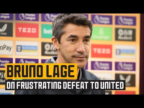 Lage on frustrating loss to Manchester United and signing of Hee Chan Hwang