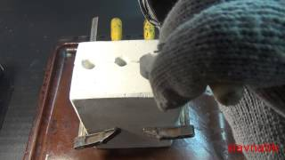 Почему нужно сушить форму для литья.(Почему нужно сушить форму для литья.Наглядное информационное сравнительное видео.Изготовление самодельно..., 2016-01-04T16:46:37.000Z)