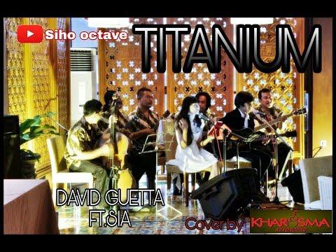 Titanium keroncong version _ cover by Kharisma keroncong
