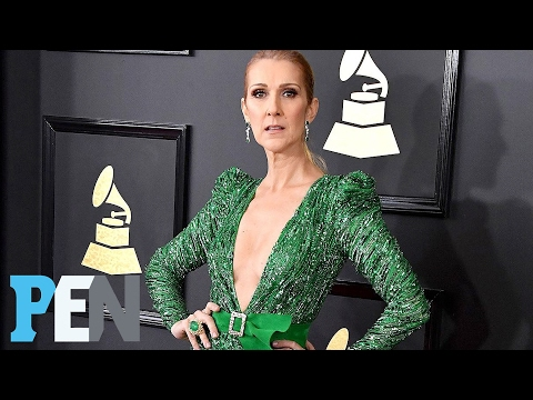 Adele, Céline Dion & More Make Us Green With Envy At The Grammys   PEN   People