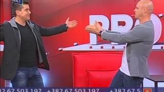 Смотреть клип Boban Rajovic I Toni Fisic - Pijem Da Se Otrijeznim Od Nje
