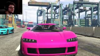 GTA 5 PC Online Funny Moments   EXPLOSIONS AND DEATH Custom Games