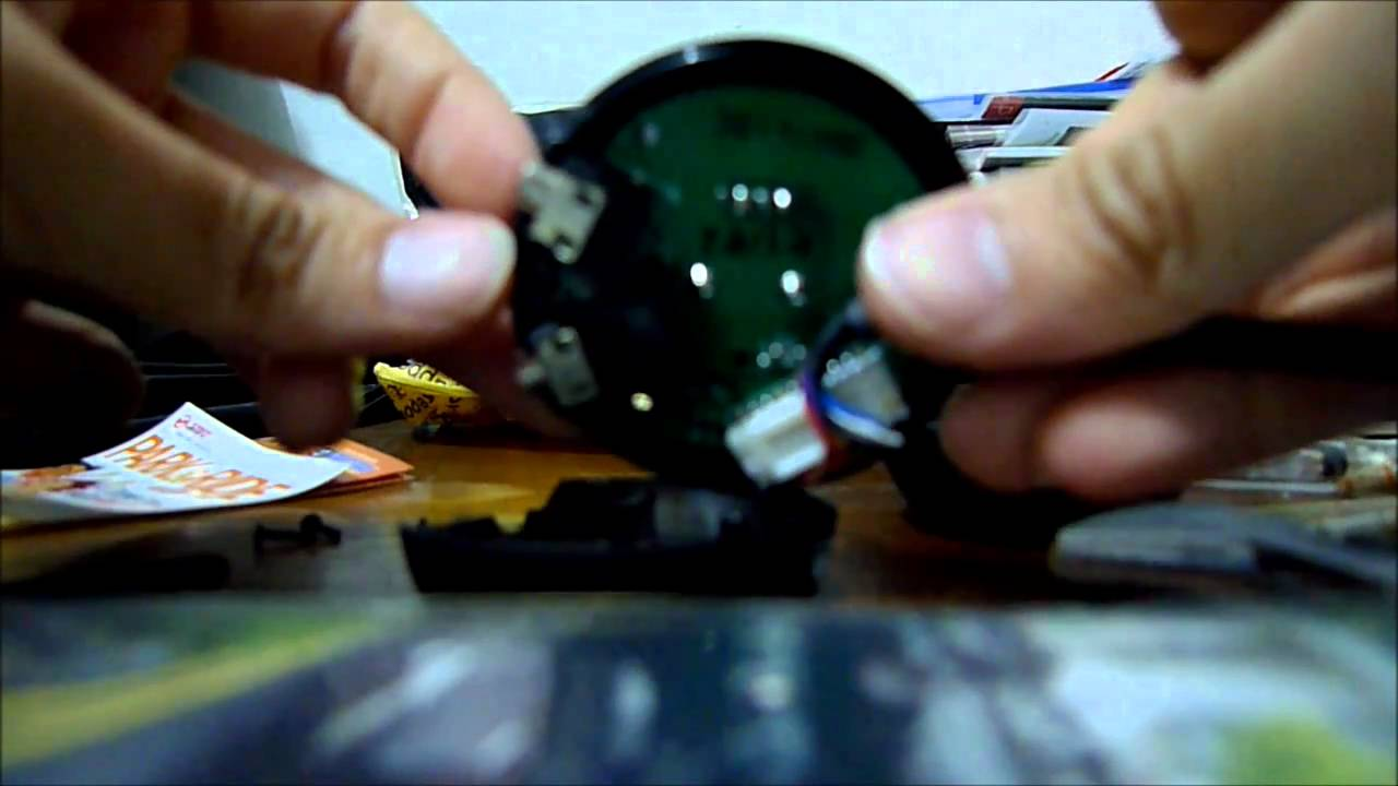 How To Disassemble Creative Gigaworks T3 Volume Control