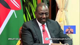 Bibi Affairs: Who broke Uhuru-Ruto marriage? BBI? || Bull's Eye