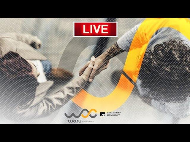 Waru Investimento #LIVE002 com Giancarlo Gentiluomo