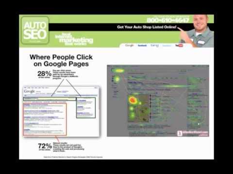 Automotive SEO - PPC vs. Organic SEO - Which gets more clicks