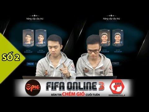 [CongDong442.Com] - Bản tin chém gió FIFA Online 3 số 2 - Các thể loại bạn FIFA Online 3