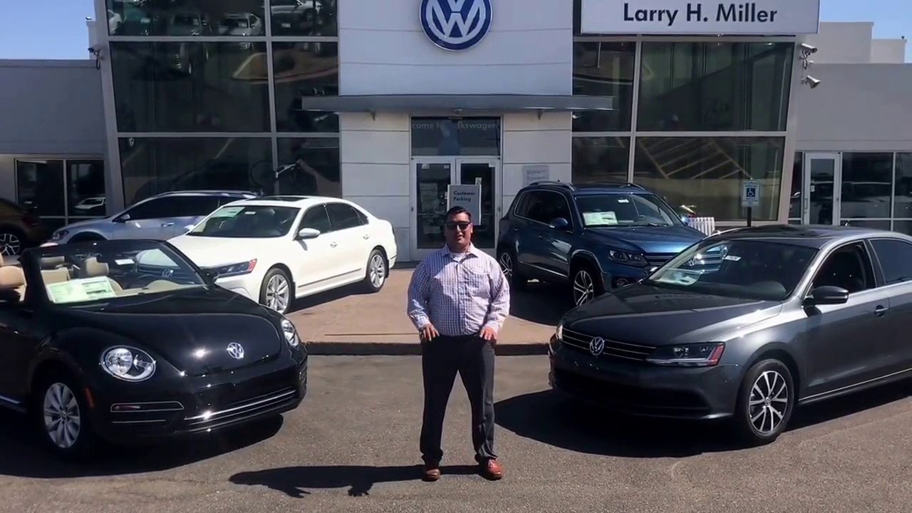 Larry Miller Volkswagen >> Welcome To Larry H Miller Volkswagen Avondale