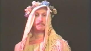 """Гамлет. """"Чёрный театр"""" Челябинск."""