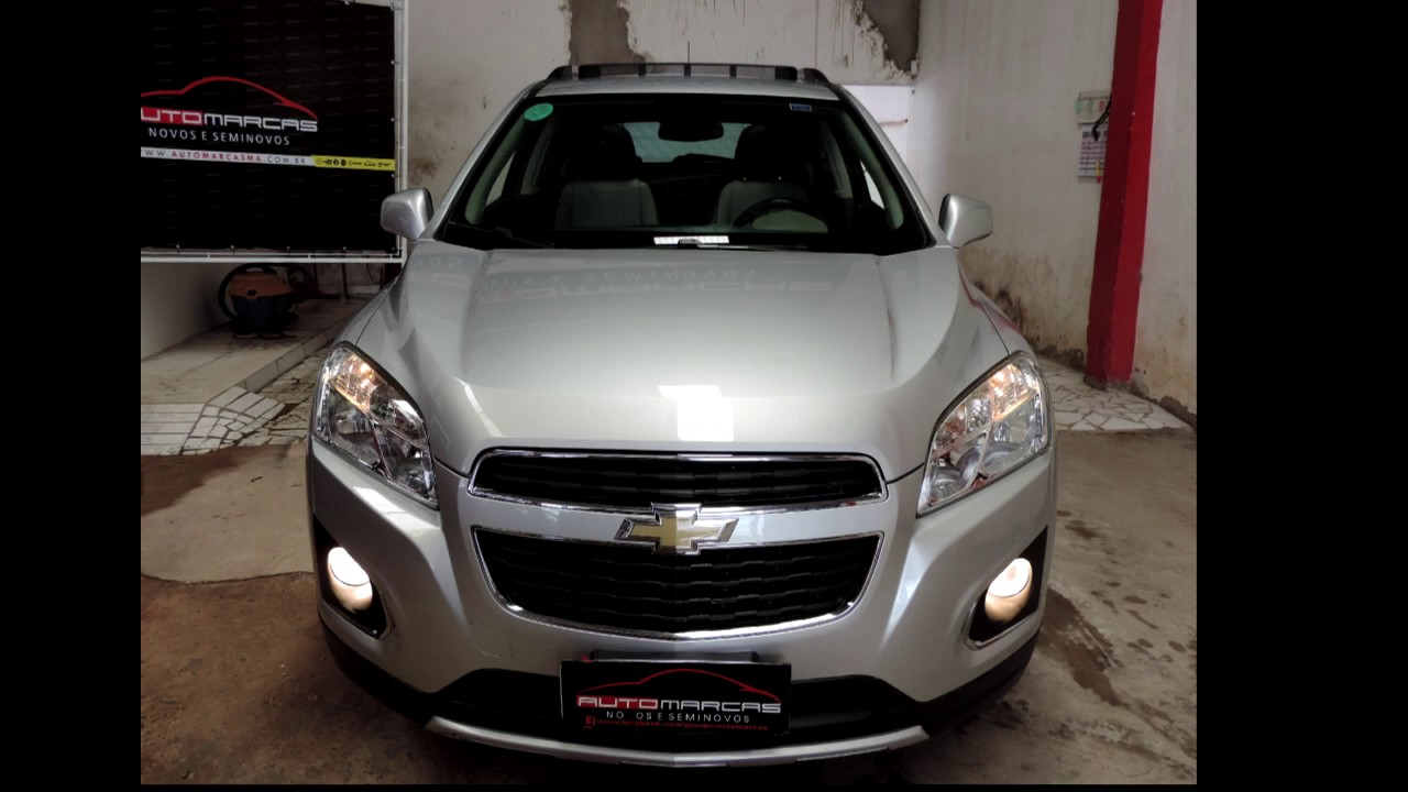 Chevrolet tracker ltz 1 8 2013 2014