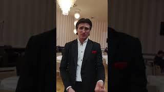 Ведущий Макс Шамсуаров о кавер-группе в Сочи
