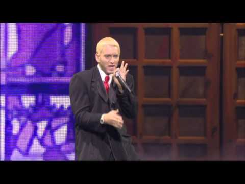 Eminem - Evil Deeds (Live from New-York)