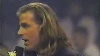 shawn michaels before wrestlemania 13 promo [classic promo]