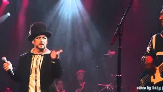 Culture Club-TIME (CLOCK OF THE HEART)-Live-River Rock Casino-Richmond, BC, July 18, 2015-Boy George