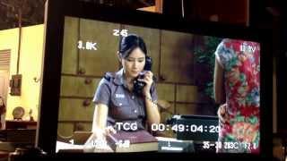 Behind the camera ! Daniella Sya for Mata Mata !