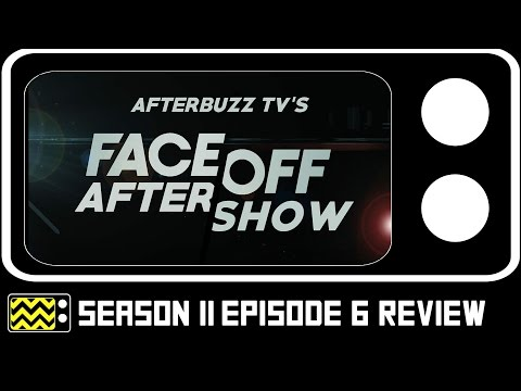 Face Off Season 11 Episode 6  w Cig Neutron & George Troester  AfterBuzz TV