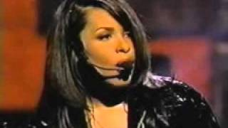 Aaliyah One In A Million Live On Appollo