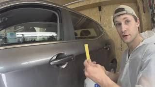 Бронирование дверей под ручкой своими руками - Петрозаводск(, 2016-07-10T00:25:36.000Z)