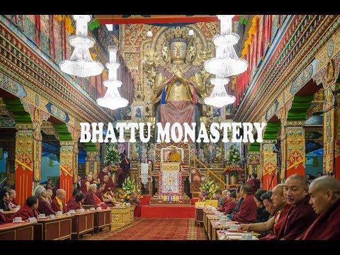 Beautifull Buddhist Monastery,Himachal Pradesh, India