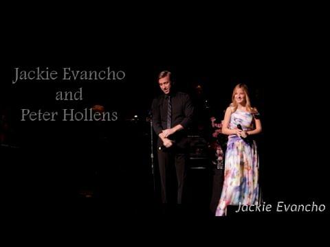Jackie Evancho and Peter Hollens - Hallelujah (Live in concert)