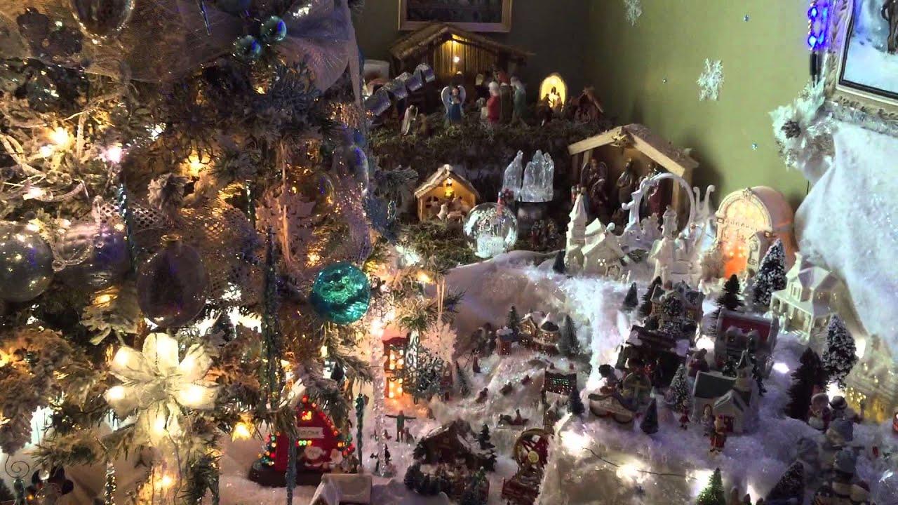 Mi rbol de navidad y nacimiento 2014 youtube - Como poner el arbol de navidad ...