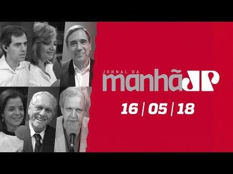 Jornal da Manhã  - 16/05/18